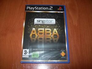 SINGSTAR-ABBA-PS2-PAL-ESPANA-PRECINTADO