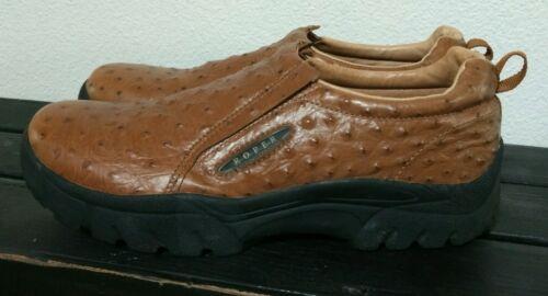 Chaussure Roper Eur à Autruche 48 cuir Us en Performance Faux lacets 14 sCrthQd
