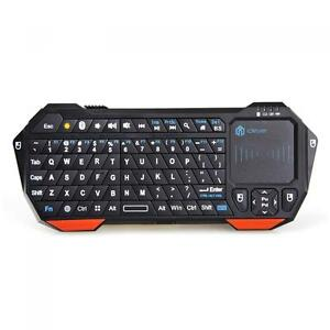Wireless mini bluetooth keyboard with touchpad f/ windows android.
