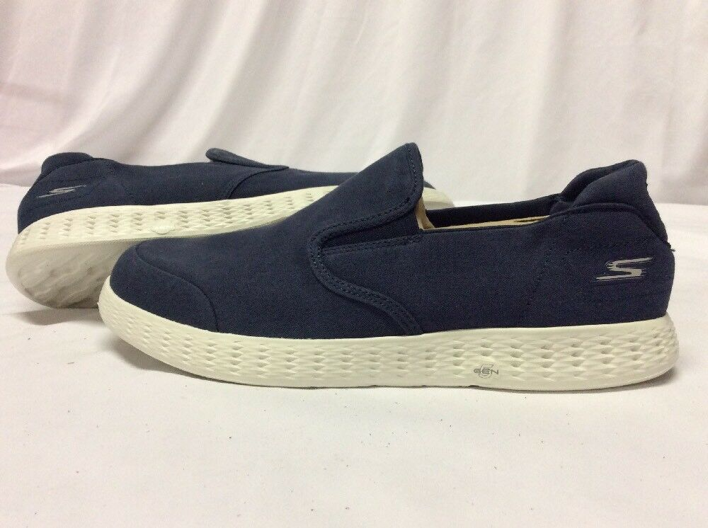 SKECHERS GOGA MAX Athletics Shoes Men's, Navy Comfortable New shoes for men and women, limited time discount