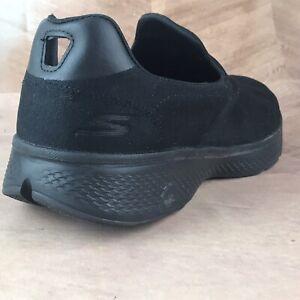 Skechers-Performance-Men-039-s-Go-Walk-4-Remarkable-Walking-Shoe-10-5-Black