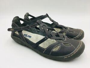 JBU Women/'s Ladies/' Sydney Sandal Memory Foam Footbed Pick A Color And Size