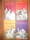 Giuseppe Gioachino Belli I SONETTI 1° edizione 1965 Feltrinelli UE 4 volumi comp