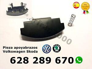 Apoyabrazos-Centro-tapa-cierre-abridor-tirador-Volkswagen-Skoda-3B0868445-clip
