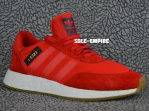 9ce7b8e88b85 Adidas I-5923 Iniki Runner B42225 Core Red White Gum Sole NEW DS ...