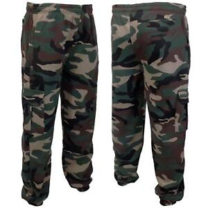 Mens-Camouflage-Joggers-Camo-Jog-Jogging-Sweat-Pants