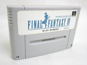 FINAL-FANTASY-IV-4-Super-Famicom-Nintendo-Free-Shipping-sfc