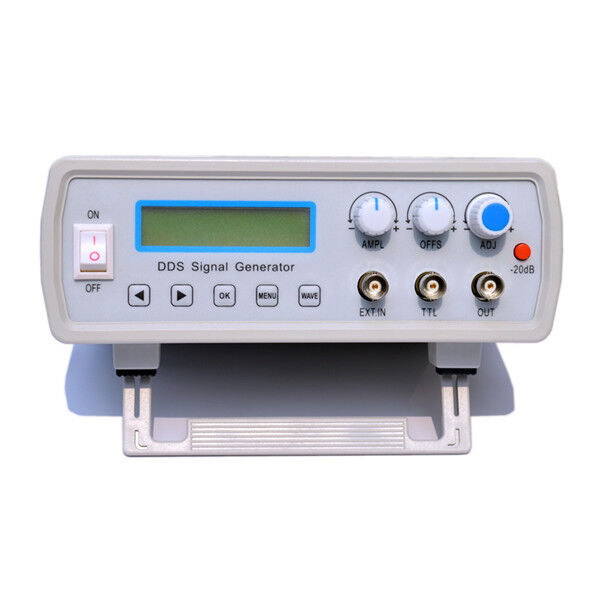 2MHz DDS Function Signal Generator Module Sine/Triangle/Square Wave+case