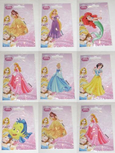 1 Stk Disney Princess Aufbügler Prinzessin Applikation Bügelbild 1240