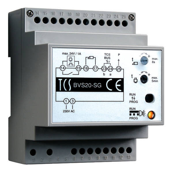 TCS Netzgerät Steuergerät BVS20-SG Stromversorgung 2-Draht BUS