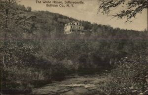 Jeffersonville-NY-The-White-House-c1910-Postcard