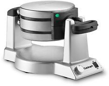 """Waffle Maker Commercial Machine New Flip Stainless Steel Double Non Stick 1"""""""