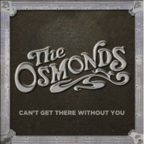 1 of 1 - The Osmonds, The Osm - Can't Get There Without You [New CD]