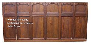 Wandvertäfelung Holz alte wandverkleidung massiv holz holzwand wandvertäfelung ebay