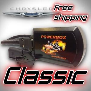Chip Box Tuning CR1 for 300C 3.0 CRD 160 kW 218 HP Power Box Performance Diesel