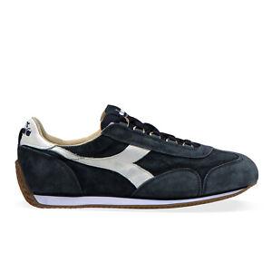 Dettagli su Diadora Heritage Sneakers EQUIPE S SW 18 per uomo e donna