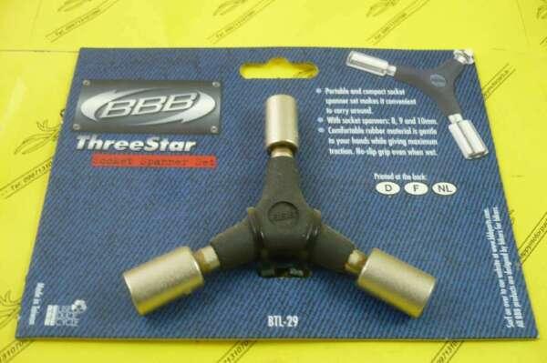 Bbb Threestar Tenditore Socket Set/chiave Esagonale Set Btl-29-ssel Set Btl-29 Avere Sia La Qualità Della Tenacia Che La Durezza