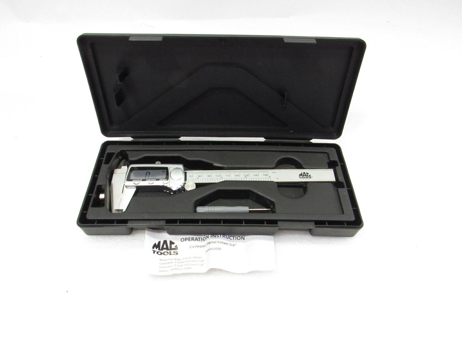 Central Tools 3C301 6 Digital Caliper