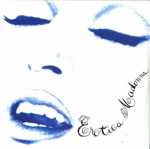 Madonna - Érotique (2019) 2 LP