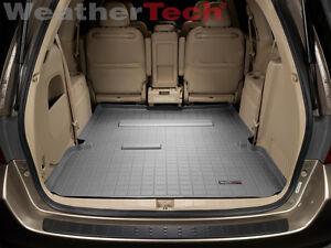 2005-2010 WeatherTech Cargo Liner Trunk Mat for Honda Odyssey Tan Large