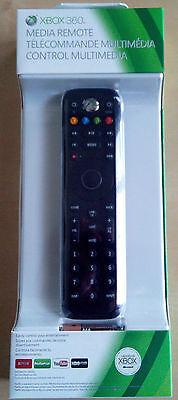 Original Microsoft Xbox  Media Remote 360 Game Console Black Wireless Controller