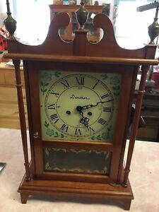 Ebay wooden mantel clocks