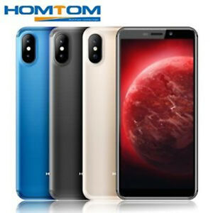 NUOVO-3-Cam-5-5-Pollic-18-9-4G-CELLULARE-HOMTOM-C2-Smartphone-Android8-1-Face-ID