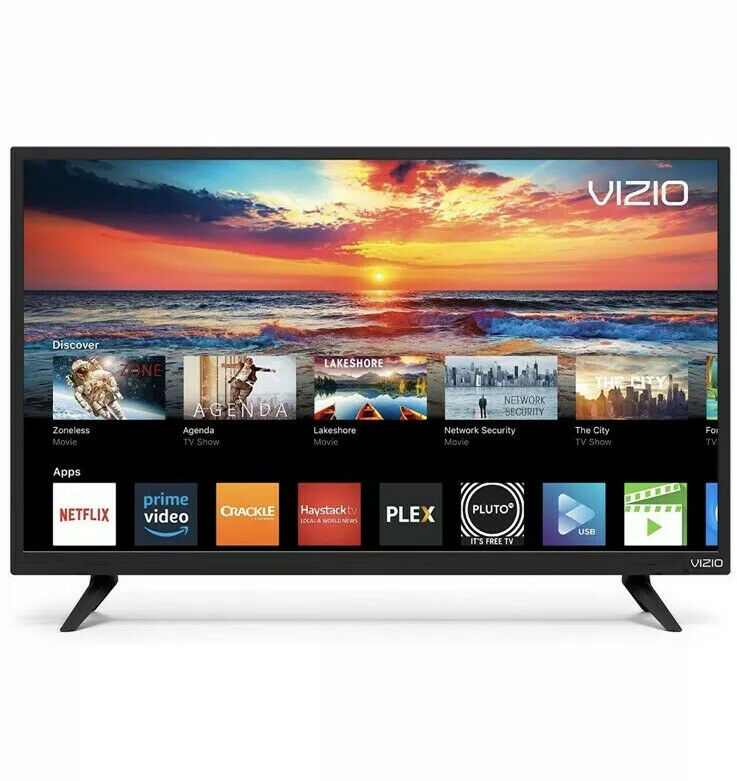 "Refurbished Open Box VIZIO 60/"" 1080p Class Full Array LED Smart HD TV"