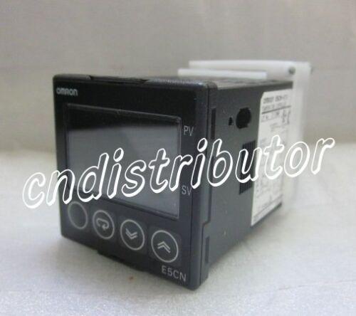 New In Box Omron Temperature Controller E5CN-R2TU AC100-240,1-Year Warranty !