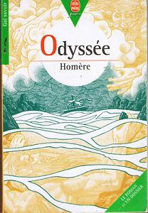 Couverture de Odyssée