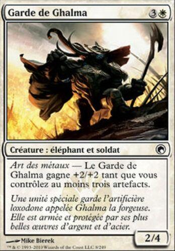▼▲▼ 4x Garde de Ghalma Cicatrices #8 VF Magic Ghalma/'s Warden