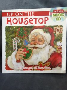 LANDOLL PUBLISHING UP ON THE HOUSETOP CHRISTMAS KIDS BOOK WITH MUSIC CD - NEW 639277427472   eBay