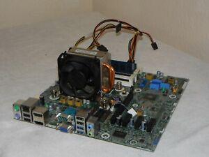 Hewlett-Packard-HP-ProDesk-600-G1-SFF-Motherboard-4-GB-RAM-Luefter