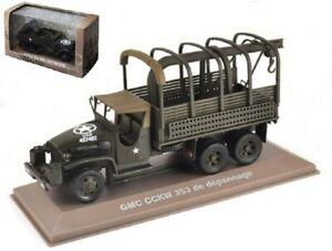 Gmc Cckw 353 6X6 2.5 Truck De Depannage Military Usa Army 1960 1:43 ED6690002 Mo