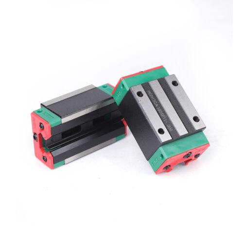 HGH15CA Precision Linear Motion Guide Rail Slider Bearing Steel Sliding Block
