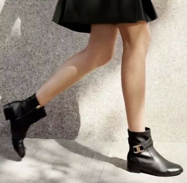 Tory Burch Gemini Link Ankle BOOTS