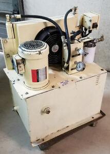 Hydraulic-Power-Unit-Strippit-Part-802332-100