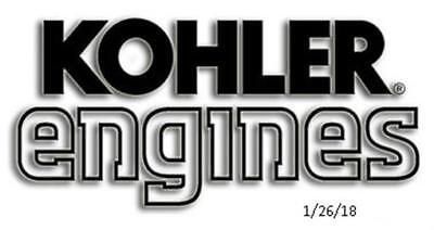 Genuine Kohler Part INTAKE MANIFOLD KIT 24 164 265-S