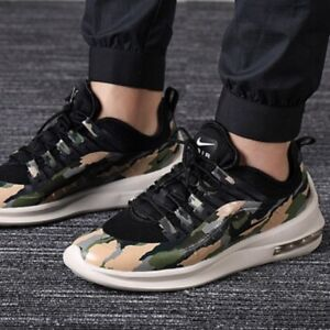 0f1b59a5ee Nike Air Max Axis Premium Men's Trainers Running Shoes Camo UK 8 EUR ...