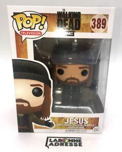 POP-FUNKO-389-JESUS-THE-WALKING-DEAD-NEW-FIGURINE