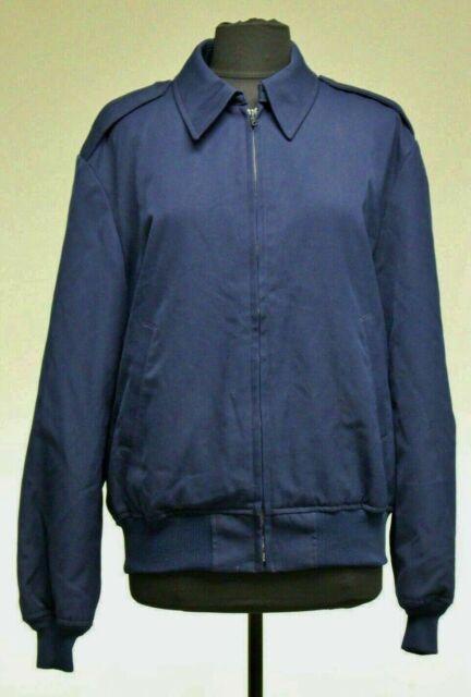 7812ea0bb2 US DSCP AF Air Force Men's Blue Lightweight Jacket, No Logo, Various Sizes