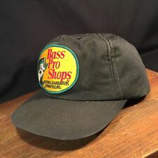 Vintage Bass Pro Shop Snapback 70s USA Insulated Trucker Hat Cap Fishing Hunting