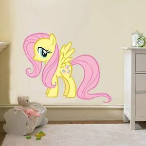 Image Is Loading FLUTTERSHY My Little Pony Decal Removable WALL STICKER  Part 88