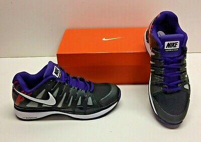 Nike 2017 Zoom Vapor 9.5 Tour Tennis Shoes Violet