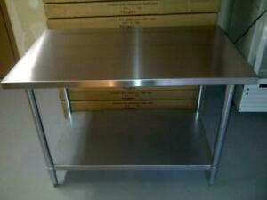 BRAND NEW STAINLESS STEEL SALE Tables/Sinks/Shelves/Faucets**GREAT DEALS** City of Toronto Toronto (GTA) Preview