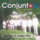 Masters of Cuban Son by Conjunto Progreso (CD, Oct-2004, Pimienta Records)