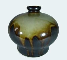 Jugendstil Vase Keramik Laufglasur Art Nouveau Czech Pottery Dietmar Urbach 1910