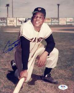 Willie-Mays-PSA-DNA-Coa-Hand-Signed-8x10-Photo-Autograph