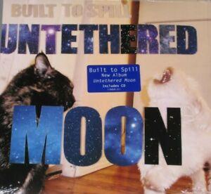 Built To Spill Untethered Moon Vinyl Lp Bonus Cd New