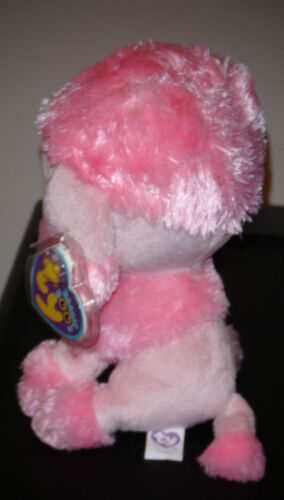 4ce15b217ed 1 of 2FREE Shipping Ty Beanie Boos ~ PRINCESS the Pink Poodle Dog (Purple Heart  Tag)(6